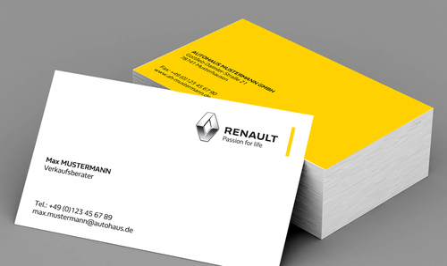 Renault Visitenkarten 06 Vk 01